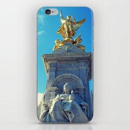 Victoria Memorial, London iPhone Skin