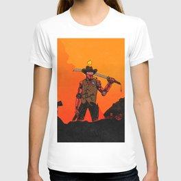 Robot Samurai T-shirt