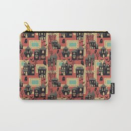Pacmanville Horror Carry-All Pouch