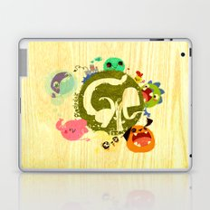 CARE - Love Our Earth Laptop & iPad Skin