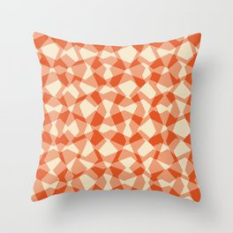Angled Surface Throw Pillow