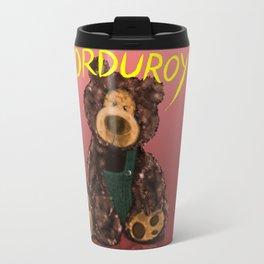 Corduroy Travel Mug