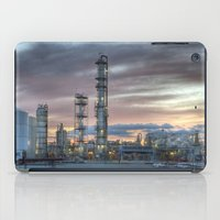 industrial iPad Cases featuring Industrial 5  by Crystal Dodds-Donnelly