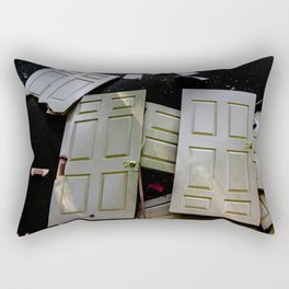 diirs.jpeg Rectangular Pillow