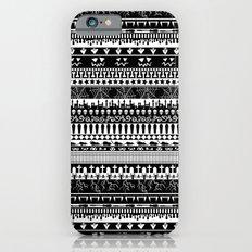 Halloween stripes Slim Case iPhone 6s