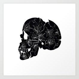 Beautiful to the bone Art Print