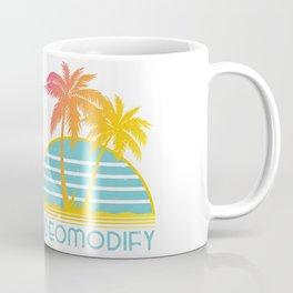Video Modify Fun Logo Coffee Mug