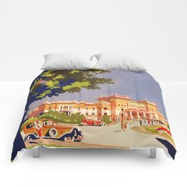 Salsomaggiore Italy 1920s Comforters