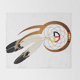 Dreamcatcher Throw Blanket