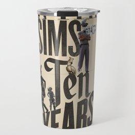 Surreal Travel Mug