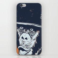 Monkey mania iPhone & iPod Skin