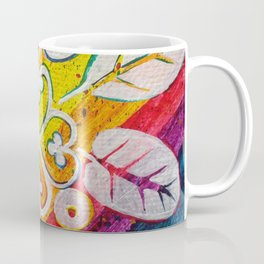 Leaves on the World Tree: Akan Nyame Dua Coffee Mug