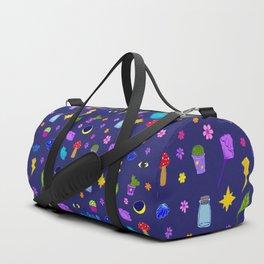 Midnight Flash Sheet Duffle Bag