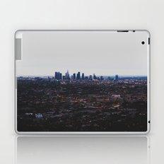 Los Angeles in fog Laptop & iPad Skin