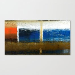 Abstraction Canvas Print