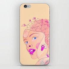 Transmutation iPhone & iPod Skin