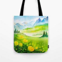 Spring scenery #5 Tote Bag