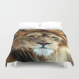 LION - Aslan Duvet Cover