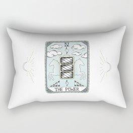 The Power Rectangular Pillow