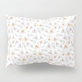 Salt Moth Geometric Pattern Pillow Sham