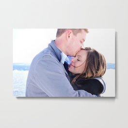 Bree and Family4 Metal Print