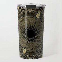 Zodiac Circle Travel Mug