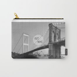 Bridges - nyc vs istanbul Carry-All Pouch