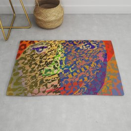Animal Print Power Rug