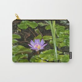 Exquisite water lily Carry-All Pouch