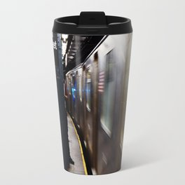 Wallstreet Subway Travel Mug