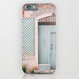 The mint door iPhone Case