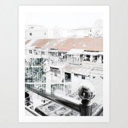 m.7. Art Print