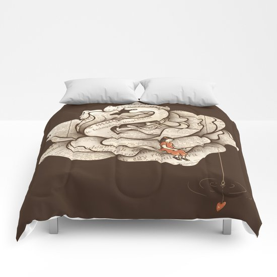 There Is Always Hope Comforters