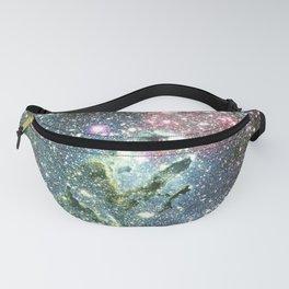 Eagle Nebula Pastel Fanny Pack