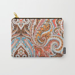 paisley love Carry-All Pouch