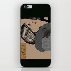 Paris Fashion iPhone & iPod Skin