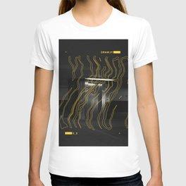 Yellow City 03 T-shirt