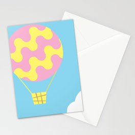 dream fly Stationery Cards