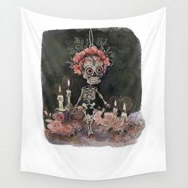 little Bones Wall Tapestry