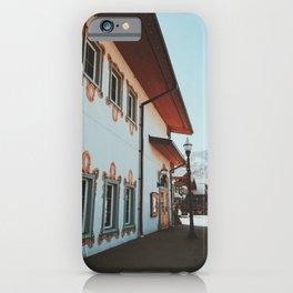 Leavenworth - Washington iPhone Case