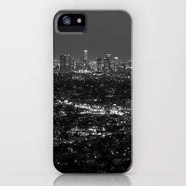 LA Lights No. 2 iPhone Case