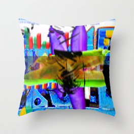 ... and Nebuchadnezzar never knew there'd be times like this... [A Simple Constraint Series] Throw Pillow