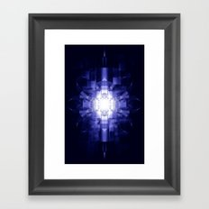 INTRO Framed Art Print