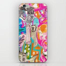 Emotion Ocean 1 iPhone Skin