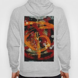 Into the dragon abstract  art Hoody