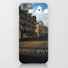 Amsterdam in Winter iPhone 6s Slim Case