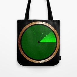 Detected Radar Tote Bag