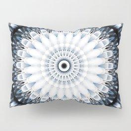 Magical winter fun mandala Pillow Sham