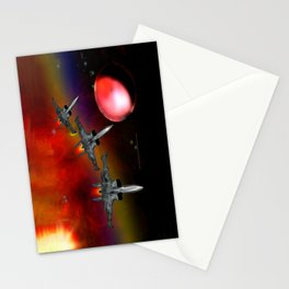 Deep Space Expedition - 028 Stationery Cards
