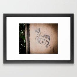 Freeze Framed Art Print